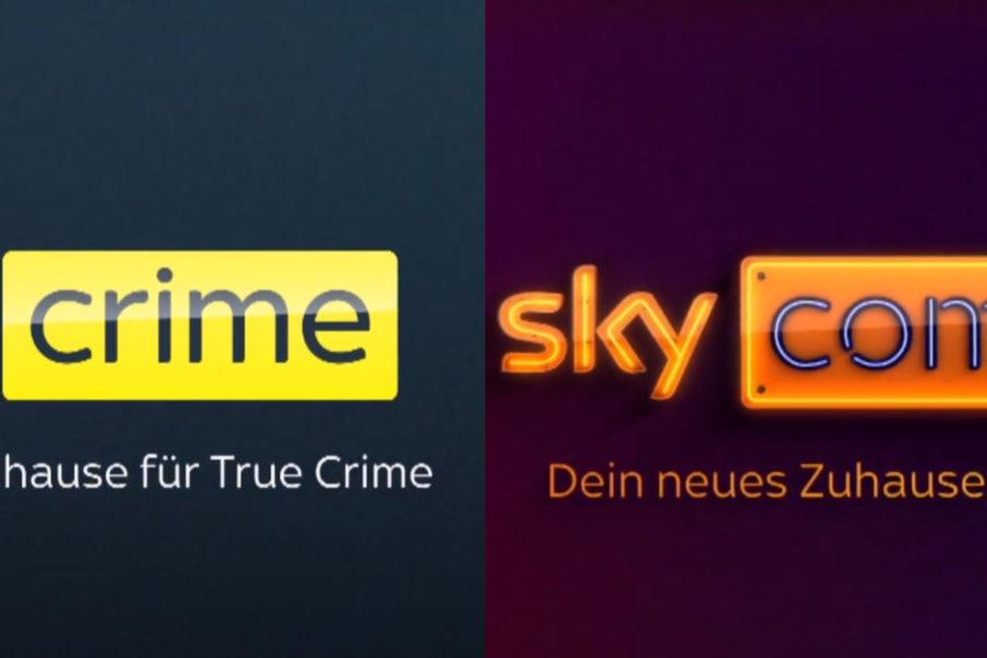 Sky Comedy / Sky Crime