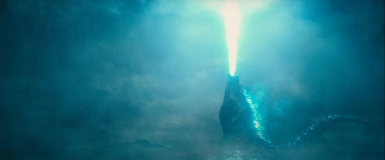 Godzilla aus Godzilla 2: King of the Monsters