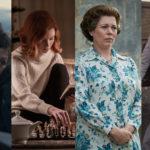 Sacha Baron Cohen Anya Taylor-Joy und Olivia Colman Sieger Golden Globes 2021