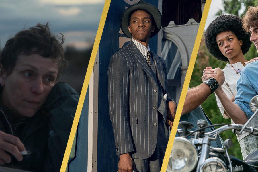 Amanda Seyfried Chadwick Boseman und Carey Mulligan Oscar-Nominationen für 2021