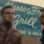 Leonardo Di Caprio und Brad Pitt aus Once Upon a Time in Hollywood