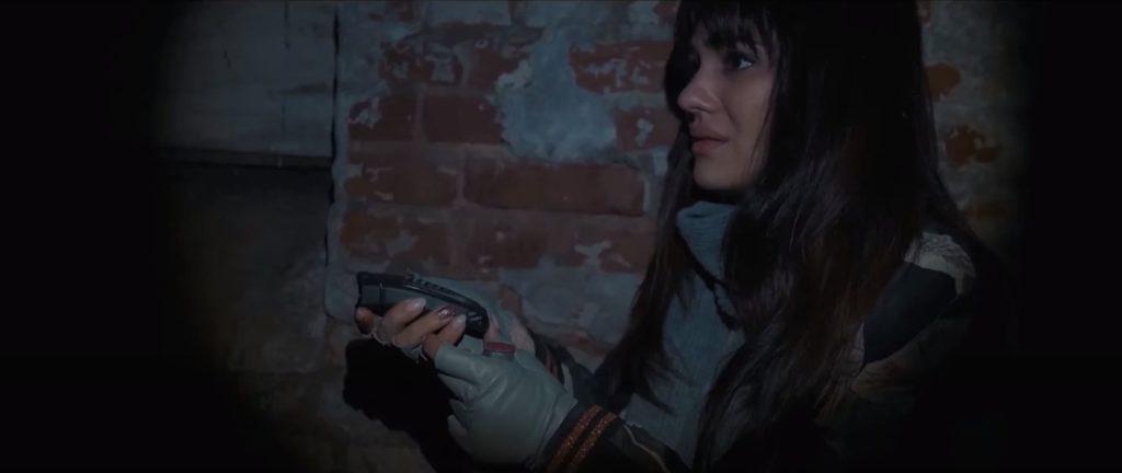 Nilam Farooq als Betty in Heilstätten
