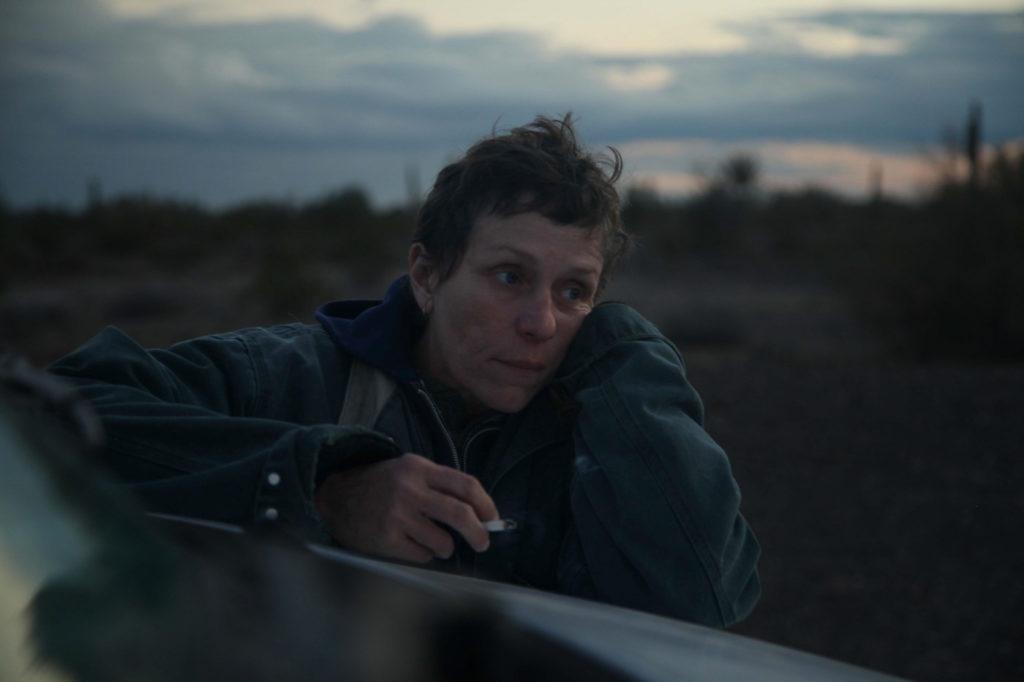 Frances McDormand aus Nomadland Sieger golden Globes 2021