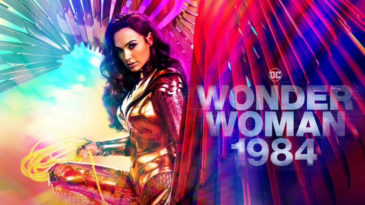 Gal Gadot in Wonder Woman 1984