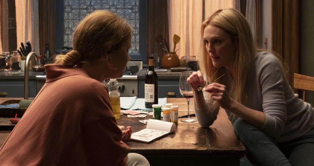 Amy Adams und Julianne Moore aus The Woman in the Window