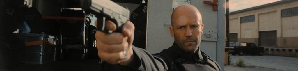 Jason Statham in Cash Truck