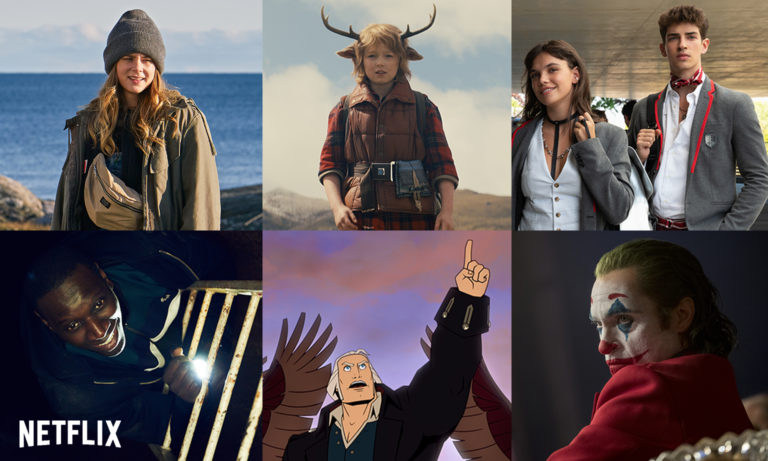 Joaquin Phoenix Carla Díaz Omar Sy und Channing Tatum in Neu auf Netflix im Juni 2021