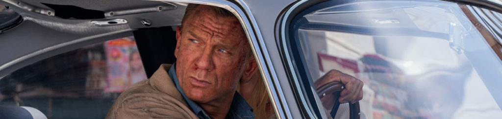 Daniel Craig in James Bond 007 - Keine Zeit zu sterben - Ein Highlight fürs Kinoprogramm