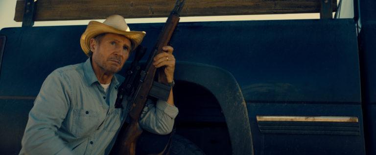 Liam Neeson aus The Marksman