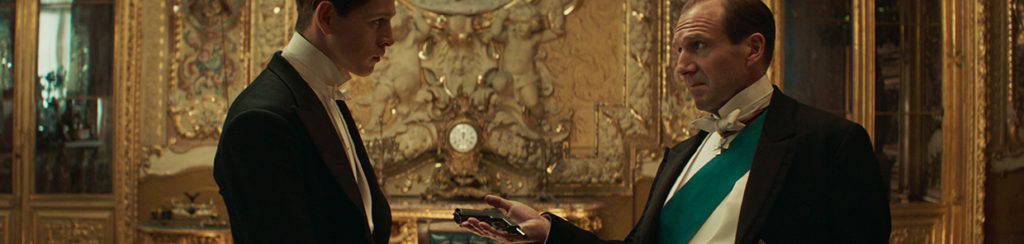 Ralph Fiennes in The Kings Man The Beginning