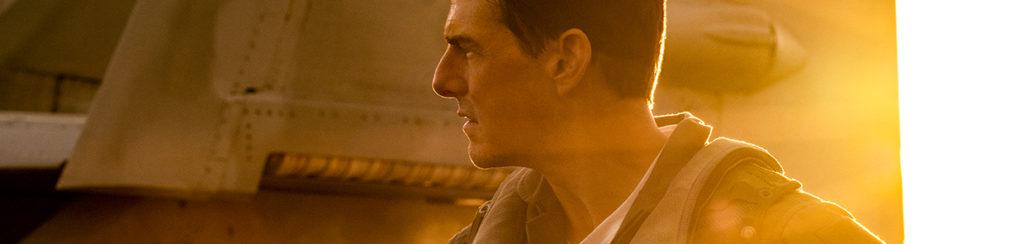 Tom Cruise in Top Gun Maverick -Ein Highlight fürs Kinoprogramm
