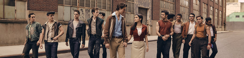 Ansel Elgort in West Side Story