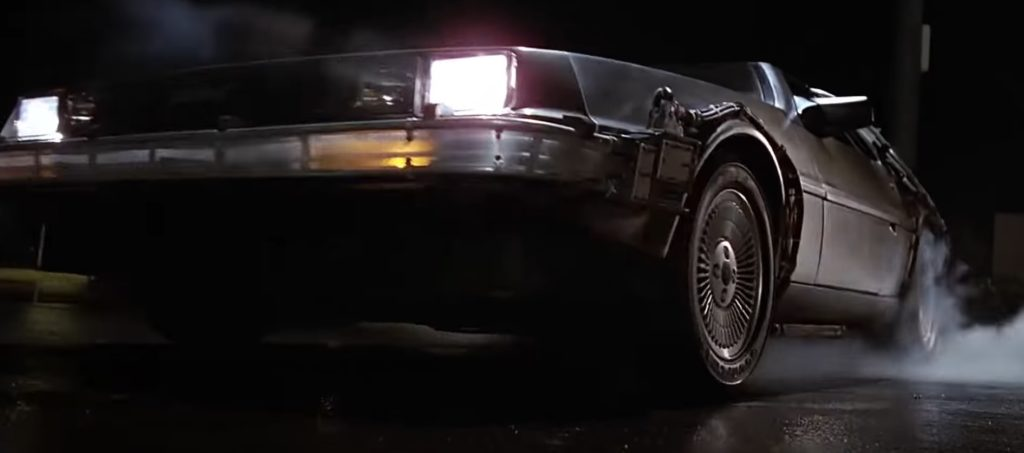 Der DeLorean in 6 Fakten Zurück in die Zukunft