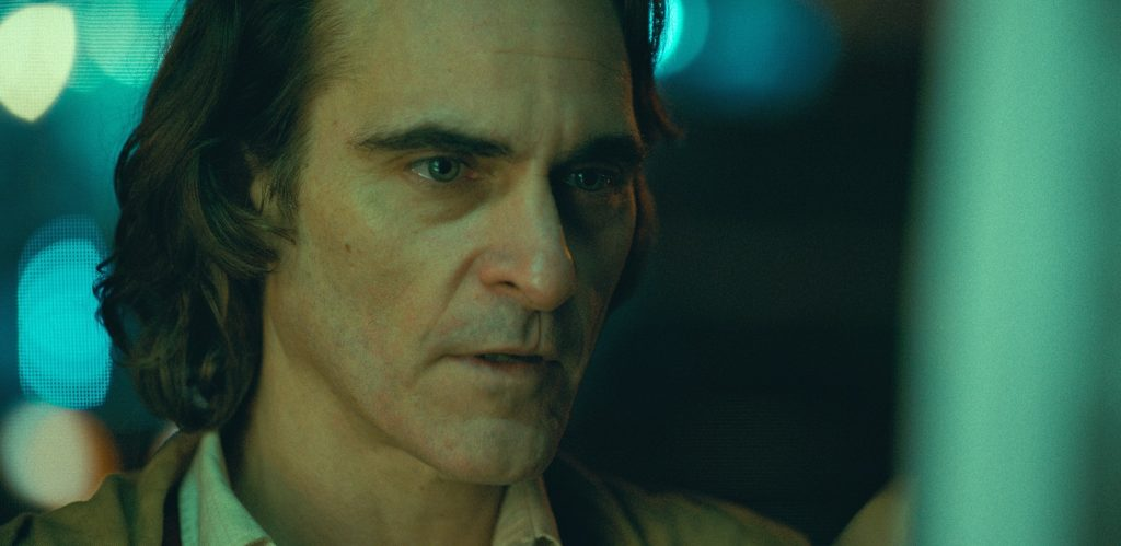 Joaquin Phoenix als Arthur in Joker