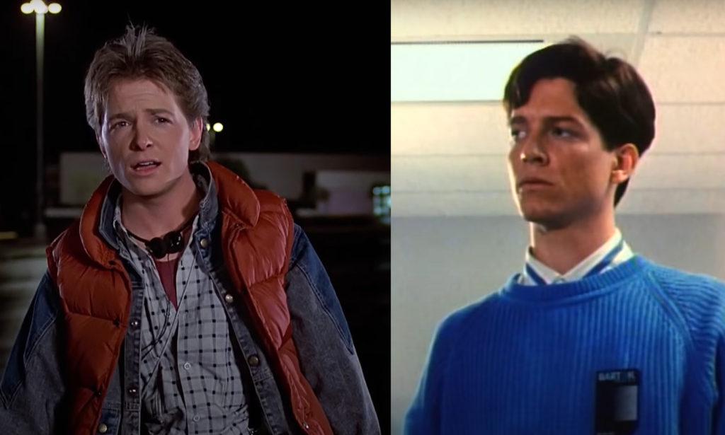 Michael J. Fox und Eric Stoltz 6 Fakten über Zurück in die Zukunft