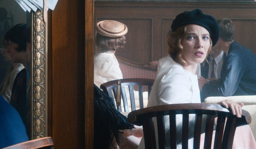 Saskia Rosendahl als Cornelia in Fabian oder Der Gang vor die Hunde