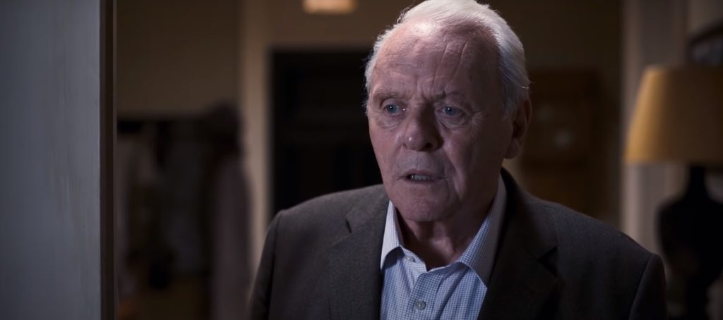 Anthony Hopkins The Father