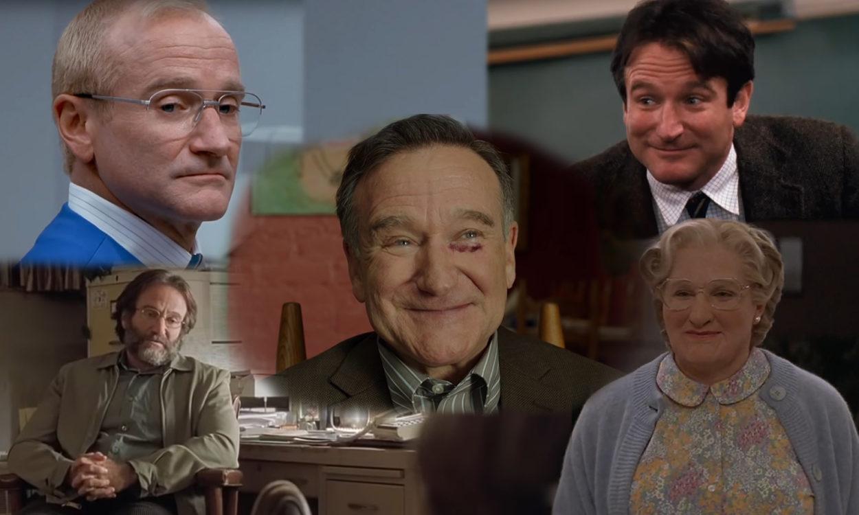 Robin Williams aus Boulevard, Mrs. Doubtfire und Good Will Hunting