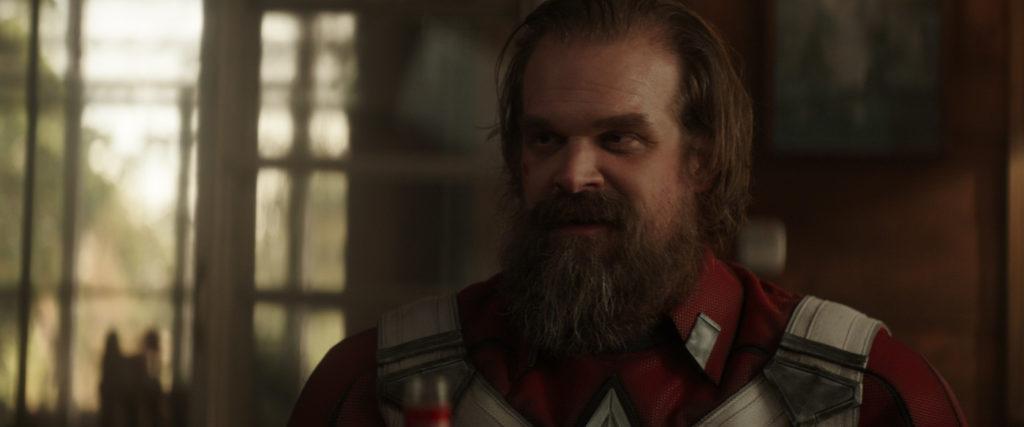 David Harbour als Alexei aus Black Widow