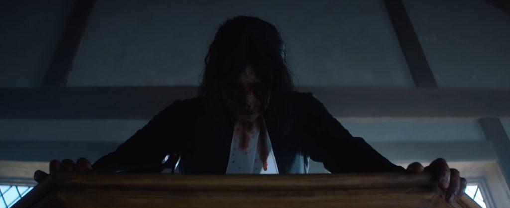 Michael Chandler als Pastor Milles in Fear Street Teil 3 1666