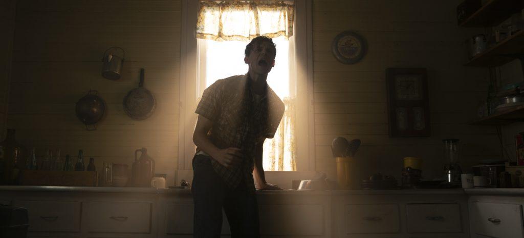 Ruairi O'Connor als Arne Johnson aus Conjuring 3