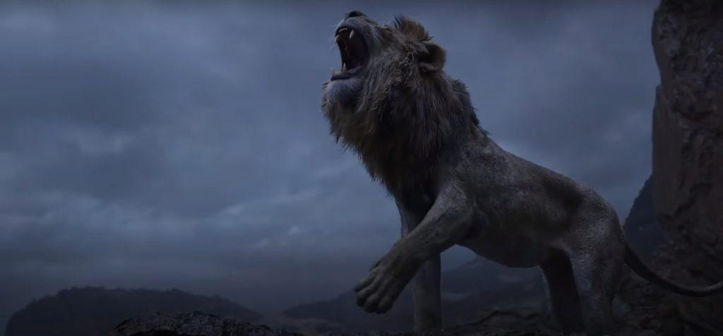Simba König der Löwen Disney
