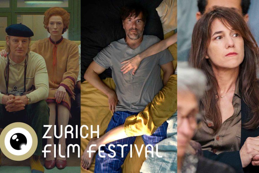 Tilda Swinton Owen Wilson Christoph Maria Herbst Gala Premieren am Zurich Film Festival2021
