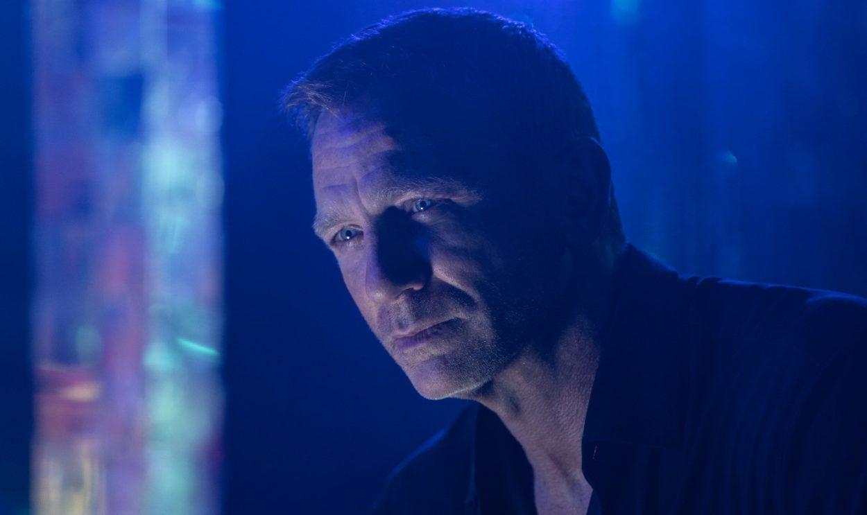 Daniel Craig als James Bond in No Time to Die