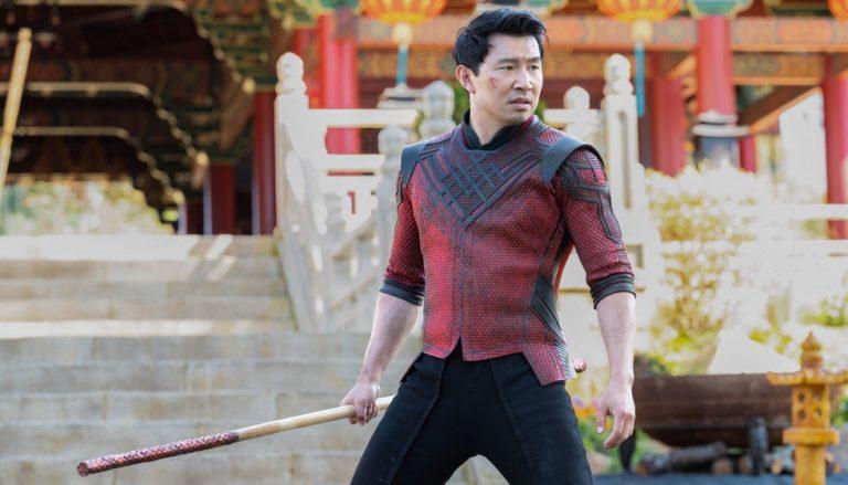 Simu Liu aus Shang-Chi and the Legend of the Ten Rings